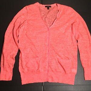 J. Crew Light Cardigan Sweater